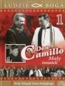 Don Camillo. Mały światek. Płyta DVD wraz z książeczką