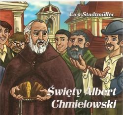 Święty Albert Chmielowski. Książeczka