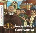 Święty Albert Chmielowski. Kolorowanka