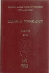 Dzieła zebrane. Tom VI. 1960