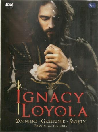 Ignacy Loyola. Żołnierz. Grzesznik. Święty. Prawdziwa historia. Książeczka z płytą DVD