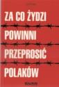 Za co Żydzi powinni przeprosić Polaków
