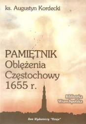 Pamiętnik oblężenia Częstochowy 1655 r.