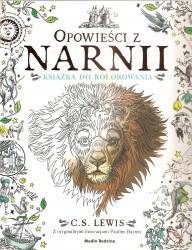 Opowieści z Narnii. Książka do kolorowania
