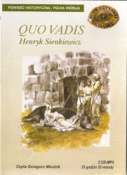 Qvo vadis? Audiobook