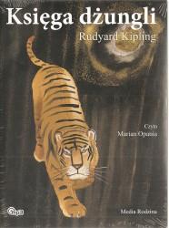 Księga dżungli. Audiobook
