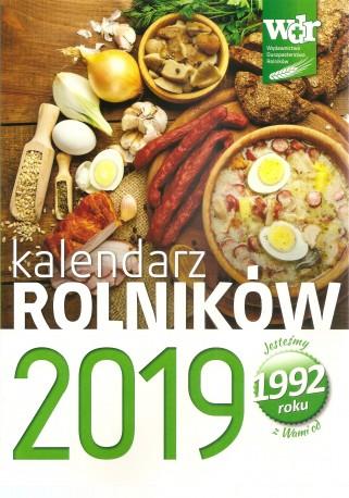 Kalendarz rolników 2019,