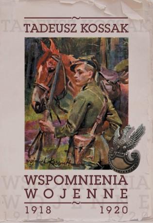 Wspomnienia wojenne 1918-1920 PRZEDSPRZEDAŻ