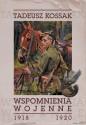 Wspomnienia wojenne 1918-1920