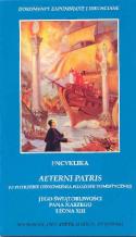 Aeterni Patris - encyklika Leona XIII o św. Tomaszu z Akwinu