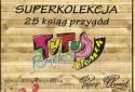Tytus, Romek i A'Tomek. Superkolekcja 25 ksiąg przygód