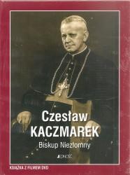 Czesław Kaczmarek. Biskup Niezłomny. Książka wraz płytą DVD