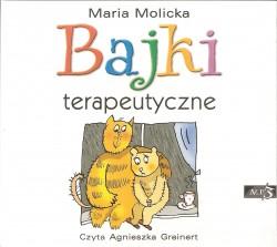 Bajki terapeutyczne. Audiobook czyta Agnieszka Greinert