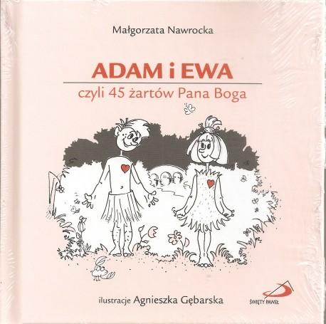 Adam i Ewa czyli 45 żartów Pana Boga