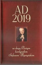 AD 2019 ze sługą Bożym kardynałem Stefanem Wyszyńskim