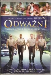 Odważni. Płyta DVD