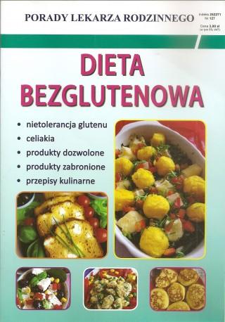 Dieta bezglutenowa.Porady lekarza rodzinnego