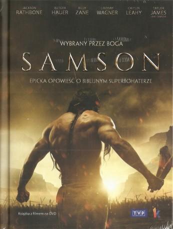 Samson. Książeczka z płytą DVD