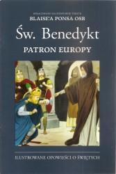 Św. Benedykt. Patron Europy, Ilustrowany opowieści o świętych