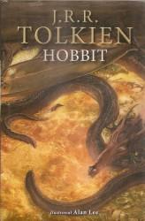 Hobbit, czyli tam i z powrotem. Ilustracje Alana Lee