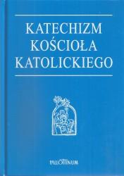 Katechizm Kościoła Katolickiego. Wydanie kieszonkowe, twarda oprawa