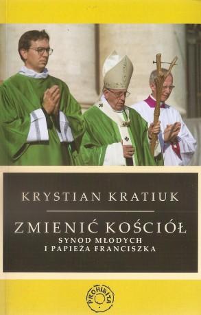Zmienić Kościół. Synod młodych i papieża Franciszka