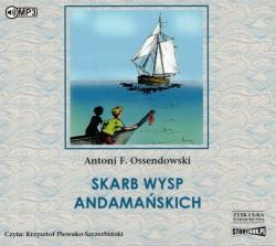 Skarb wysp andamańskich audibook CD