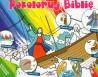 Pokoloruj Biblię. Kolorowanki do wycinania