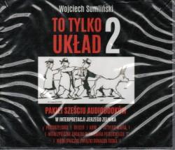 To tylko układ 2. Pakiet 6 audiobooków czyta Jerzy Zelnik