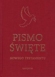 Pismo Święte Nowego Testamentu. Gaudium