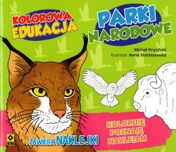 Parki narodowe. Kolorowa edukacja