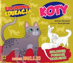Koty. Kolorowa edukacja