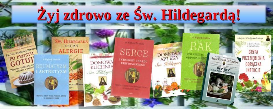 św Hildegarda Prawe Książki