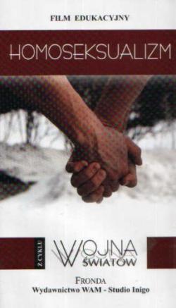 Wojna światów. Homoseksualizm. Płyta DVD