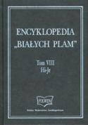 """Encyklopedia """"Białych Plam"""". Tom VIII"""