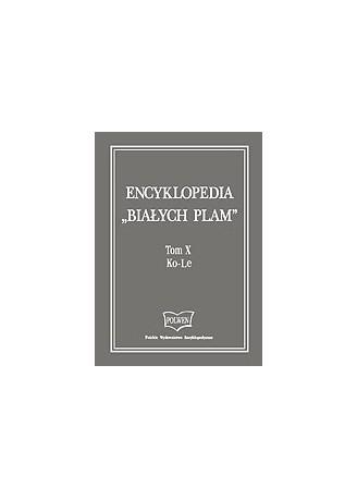 Encyklopedia 'Białych Plam. Tom X
