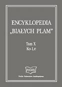 """Encyklopedia """"Białych Plam"""". Tom X"""