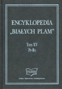 """Encyklopedia """"Białych Plam"""". Tom XV"""