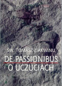 De passionibus. O uczuciach
