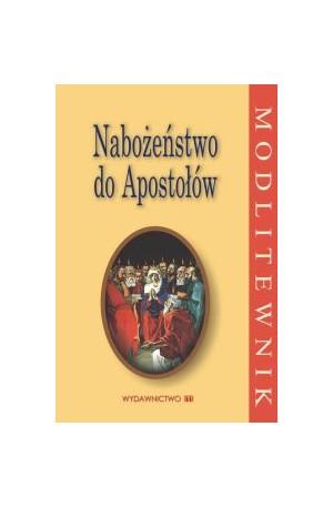 Nabożeństwo do Apostołów. Książka wraz z medalikiem