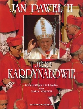 Jan Paweł II i jego kardynałowie
