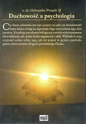 Duchowość a psychologia. Płyta CD