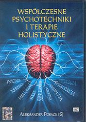 Współczesne psychotechniki i terapie holistyczne. Płyta CD