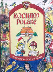 Kocham Polskę, Edukacyjna gra planszowa