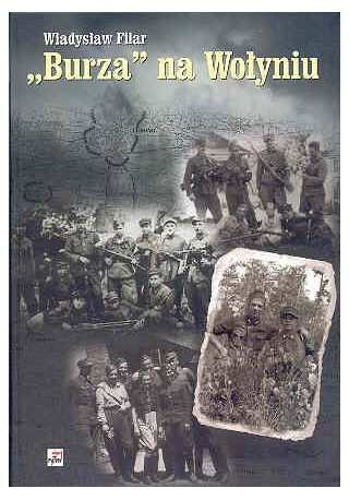 Burza na Wołyniu. Dzieje 27 Wołyńskiej Dywizji Piechoty Armii Krajowej Studium historyczno-wojskowe