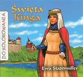 Historia św. Kingi oraz... soli w Wieliczce, a...