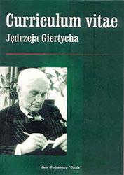 Curriculum Vitae Jędrzeja Giertycha