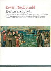 Kultura krytyki, Ewolucjonistyczna analiza zaangażowania Żydów w XX-wieczne ruchy intelektualne i polityczne