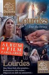 Lourdes. Dar dla świata. Książka wraz z filmem Bernadeta z Lourdes