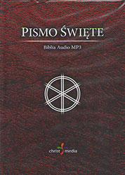 Pismo Święte. Audio MP 3